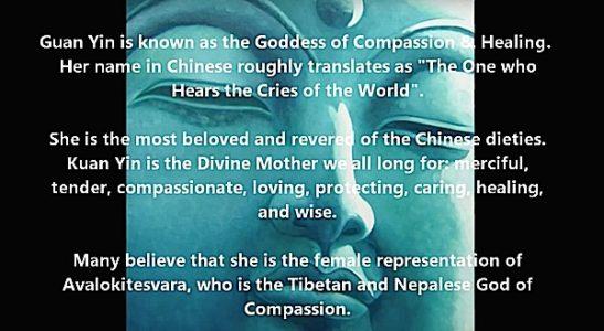 Buddha Weekly Guanyin mercy Buddhism