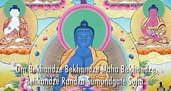 Buddha Weekly Mantra and Medicine Buddha Buddhism