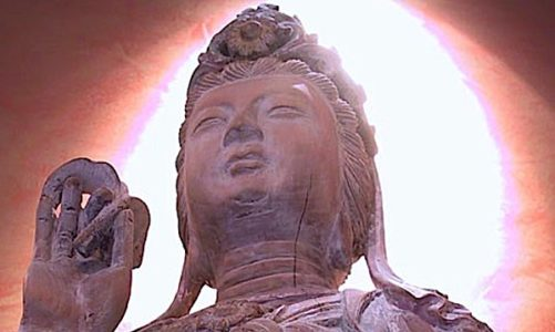 Buddha Weekly Ming Dynasty Kuan Yin Statue courtesy Antiquezen Buddhism