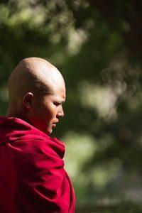 Buddha Weekly Young Buddhist Nun in Julichun India July 27 2012 Buddhism
