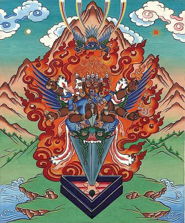 Buddha Weekly vajkildorjezhonu Buddhism