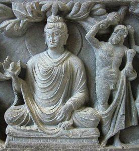 Buddha Weekly Buddha Vajrapani Herakles Buddhism