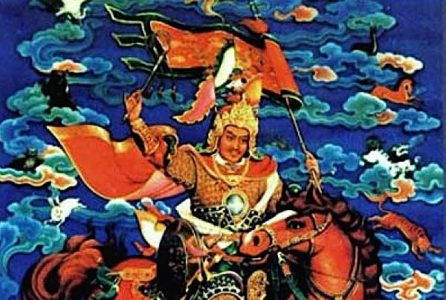 Buddha Weekly Gesar of Ling a Buddhist epic and tale of courage Buddhism