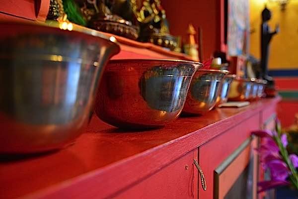 Buddha Weekly Waterbowl offering Buddhism