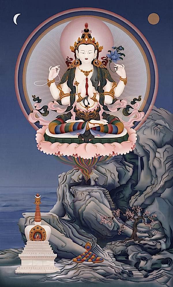 Buddha Weekly chenresig lg Buddhism