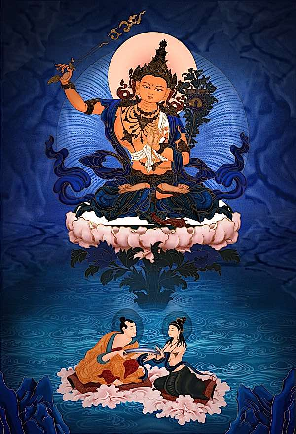 Buddha Weekly lord manjushri lg Buddhism