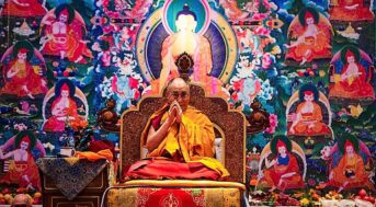 "Dalai Lama and Lama Tsongkhapa: teachings on calm abiding meditation that go beyond ""the breath"" as the focus — targeting the main affliction"