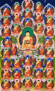 Buddha Weekly 35 buddhas Buddhism 1