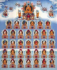 Buddha Weekly 35 buddhas Buddhism