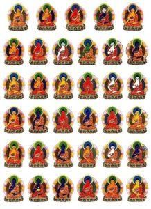 Buddha Weekly 35 Buddhas including colour Buddhism