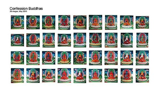 Buddha Weekly Confession Buddhas Buddhism