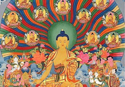 Buddha Weekly Horizontal Feature image Shakyamuni Buddha and 35 Buddhas Buddhism
