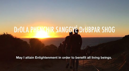 Buddha Weekly May I attain enlightment to beneift all beings Buddhism
