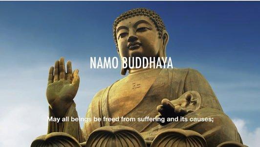 Buddha Weekly Namo Buddha Ya Buddhism