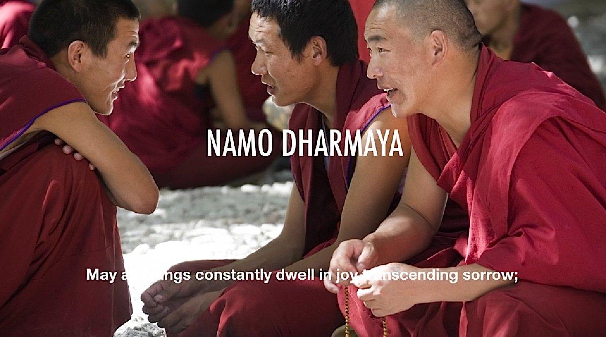 Buddha Weekly Namo Dharma Ya Buddhism