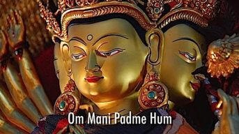 Music Mantra Video: Om Mani Padme Hum wonderfully chanted by Yoko Dharma, the sacred sound of compassionate Buddha Chenrezig