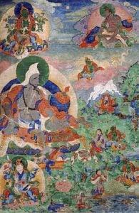 Buddha Weekly Surya Gupta Thangka 21 Taras Buddhism