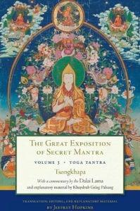 Buddha Weekly The Great Exposition of Secret Mantra Volume 3 Dalai Lama Lama Tsongkhapa Buddhism