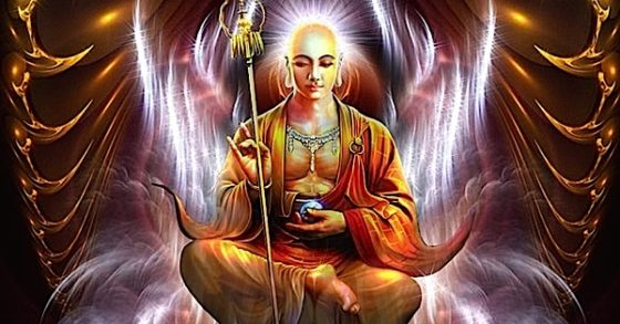 Buddha Weekly Tsitigarbha image modern Buddhism