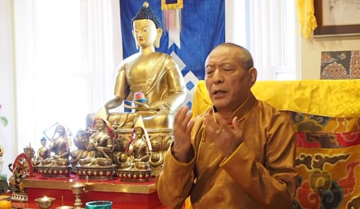 Buddha Weekly Video how do I deal with my anger answered by venerable zasep tulku rinpoche Buddhism