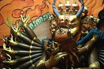What's with all this consort union in Tantric Buddhism? No, it's not about sexual fantasies. The psychology of Yab-Yum consorts, union of wisdom and compassion