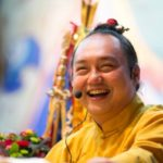 Namdrol RInpoche teaching very down to earth style