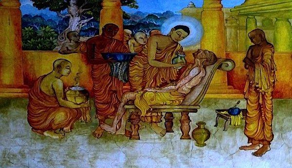 "Kucchivikara-vattha: The Monk with Dysentery (Sutra teachings) ""If ..."