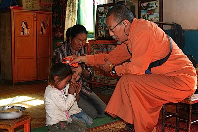 Buddha Weekly Zasep Tulku Rinpoche Gaden Relief Mongolia Project Buddhism