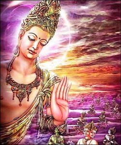 Buddha Weekly Devas request.in .tusita.heaven Buddhism