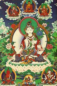 Buddha Weekly Long life white tara Buddha Bodhisattva Buddhism