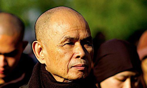Buddha Weekly Thich Nhat Hanh zen monk Buddhism
