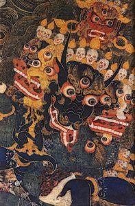 Buddha Weekly YAMANTAKA BITMAP Buddhism