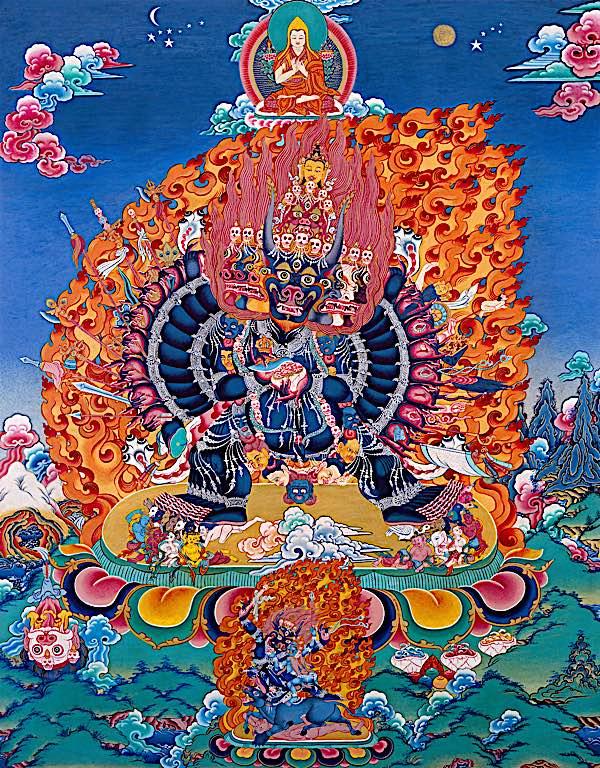 Buddha Weekly yamantaka2007A Buddhism