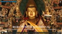 Video mantra chanting: Lama Tsongkhapa's Migtsema wonderfully chanted by Yoko Dharma. Benefits: healing, compassion, metta, wisdom