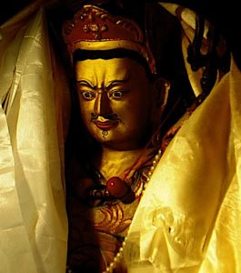 Buddha Weekly Guru Rinpoche in caves Buddhism