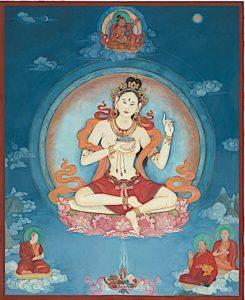 Buddha Weekly Laura Santi Yeshe Tsogyal Buddhism