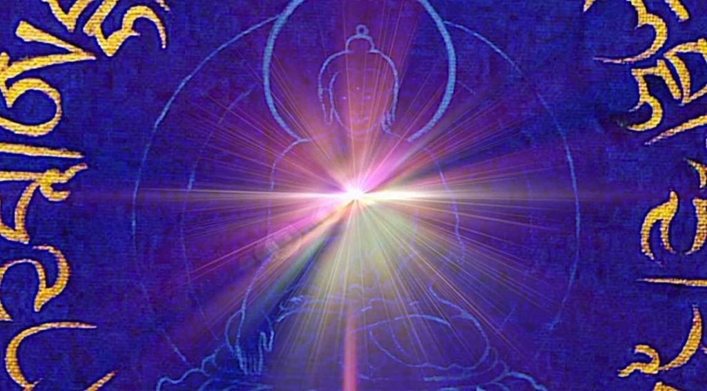 Buddha Weekly Medicine Buddha Sutra Glowing heart chakra Buddhism