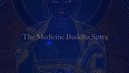 Buddha Weekly Medicine Buddha Sutra title of video recitation Buddhism