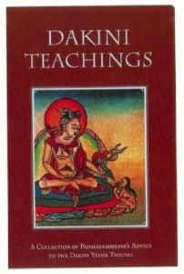 Dakini Teachings Oral Instructions from Padmasambhava