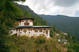 330px TangoMonastery Hayagriva monestary in Bhutan