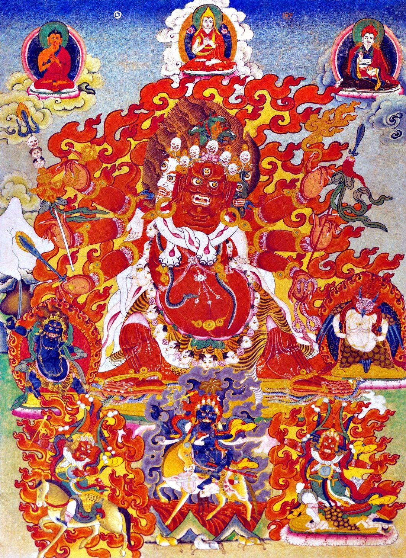 Amazing Hayagriva Sang Drup Secret Accomplishment Buddha Weekly