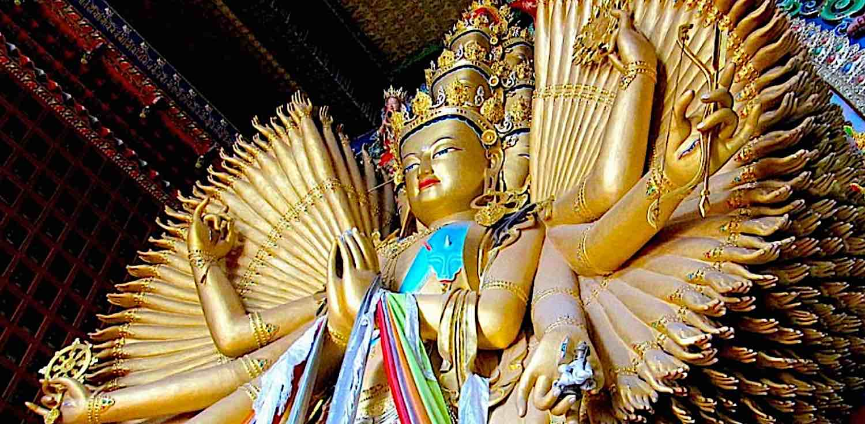 Buddha Weekly 1000 armed avalokiteshvara Buddhism