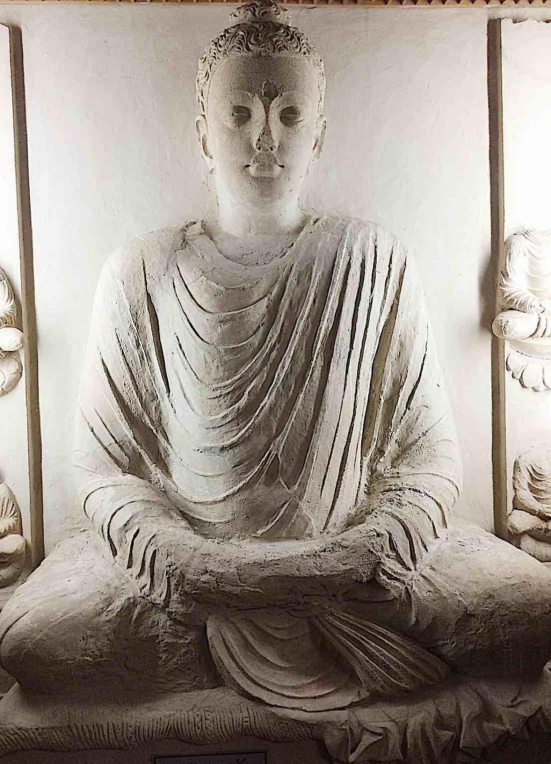 Buddha Weekly 1024px Meditating Budha at Taxila Museum Pakistan Buddhism