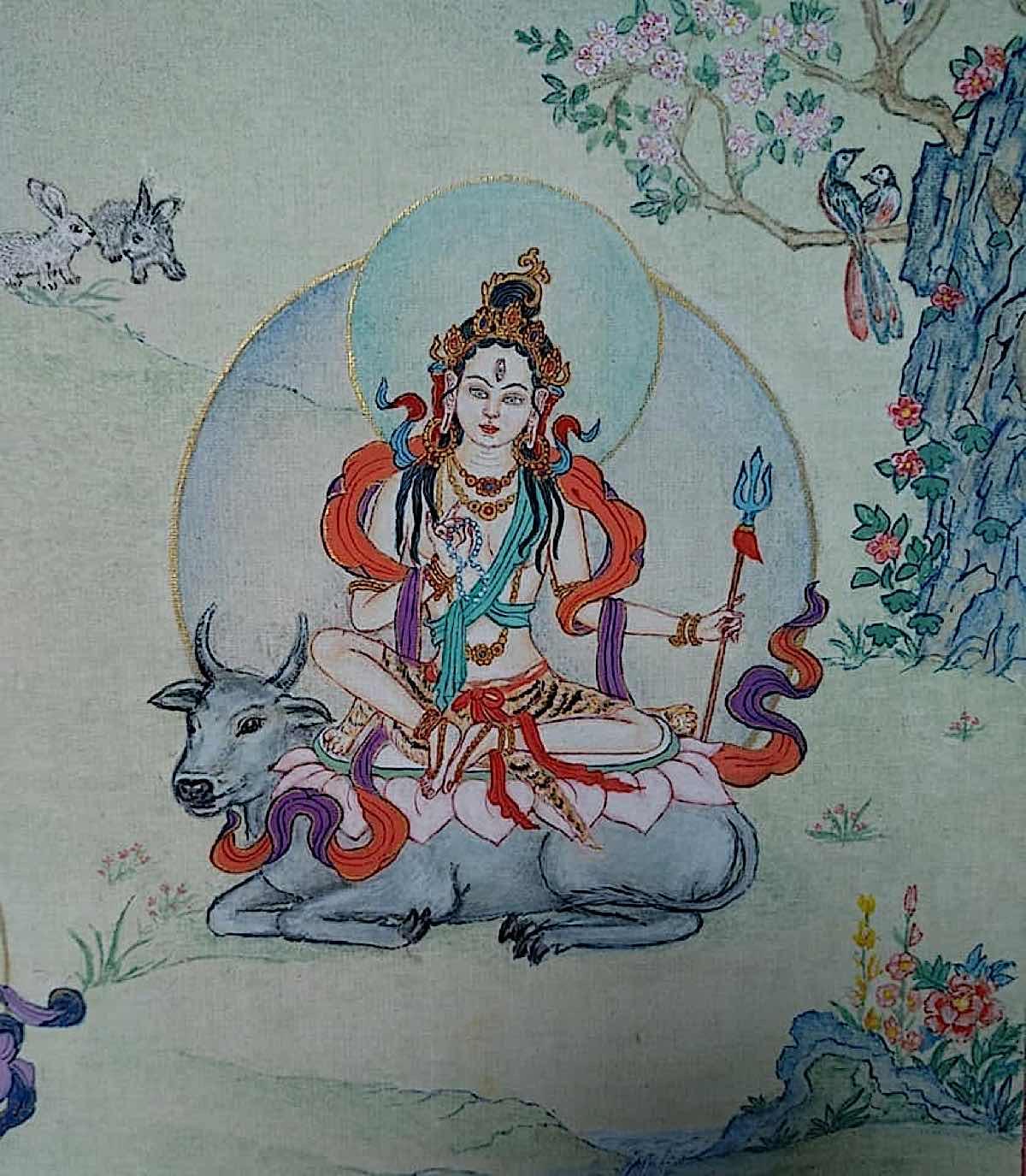 Buddha Weekly 21 Tara the Perfecter Parapurana Tara 21 Taras Thankha by Angeli Lhadripa Shkonda Buddhism
