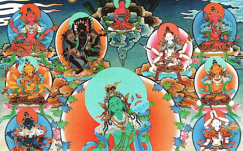 Buddha Weekly 21 Taras according to Surya Gupta Zasep Rinpoche Buddhism