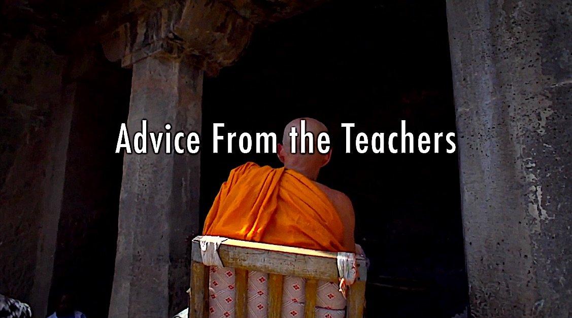 Buddha Weekly Advice from the Buddhist Teachers Buddhism