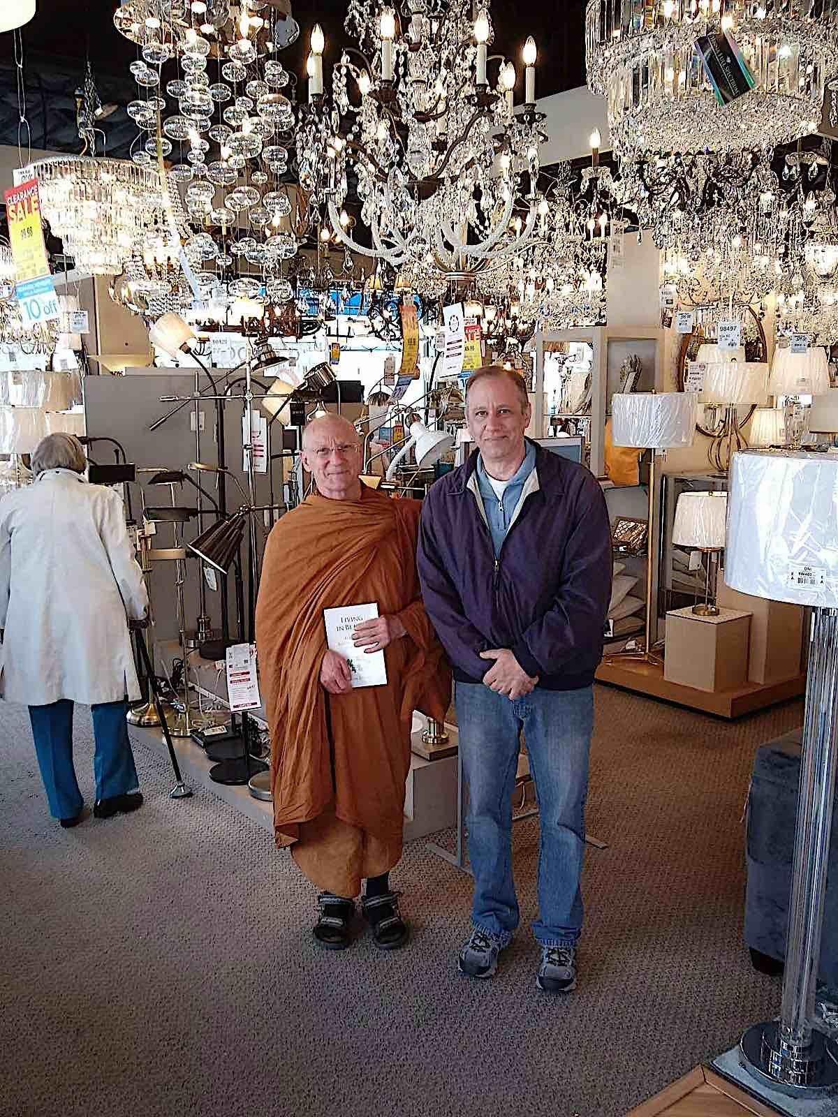 Buddha Weekly Ajahn Pasanno and me Buddhism