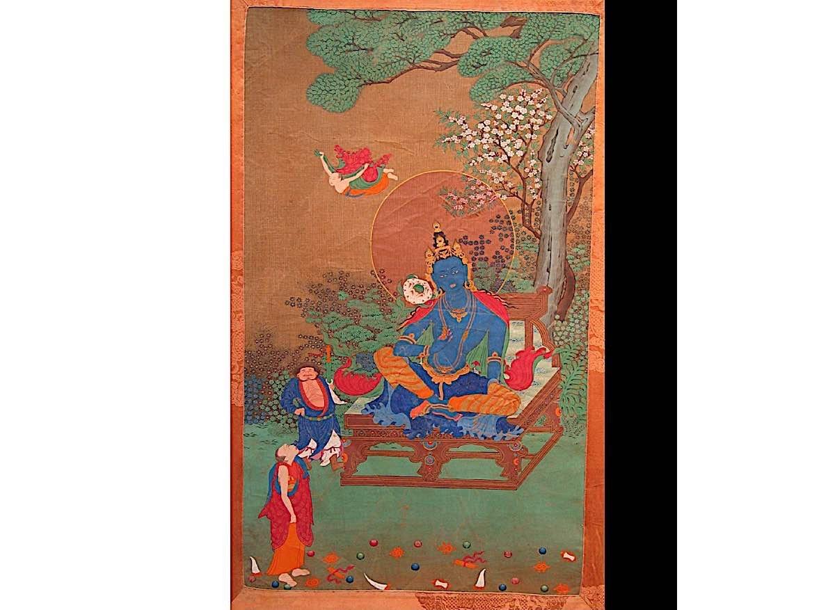 Buddha Weekly Akashagarbha Bodhisattva Buddhism