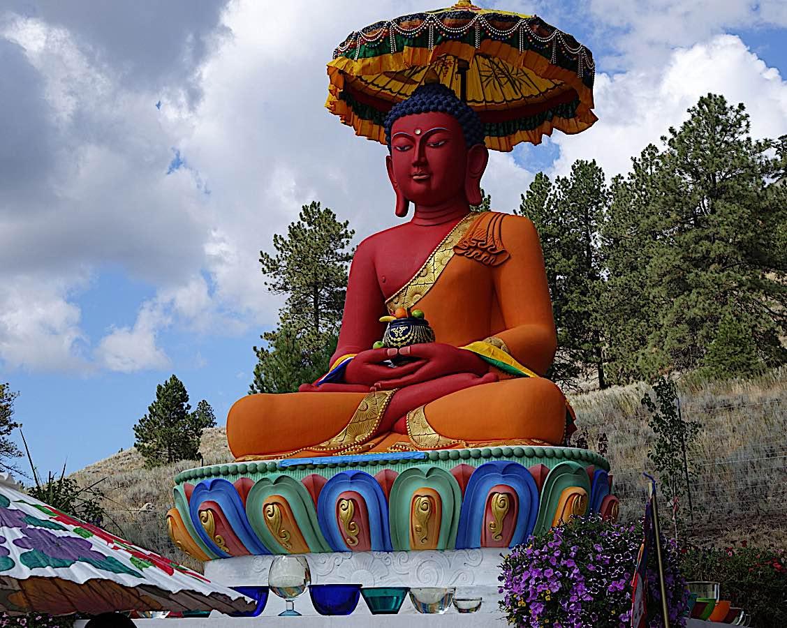Buddha Weekly Amitabha Buddha at FPMT centre Buddhism