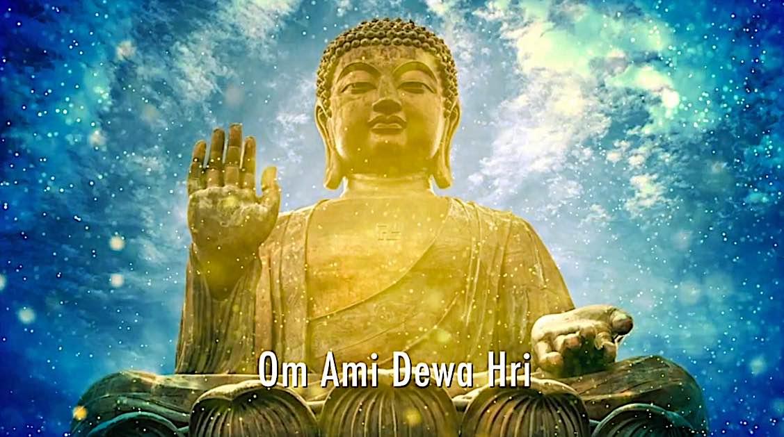 Buddha Weekly Amitabha Mantra video Buddhism